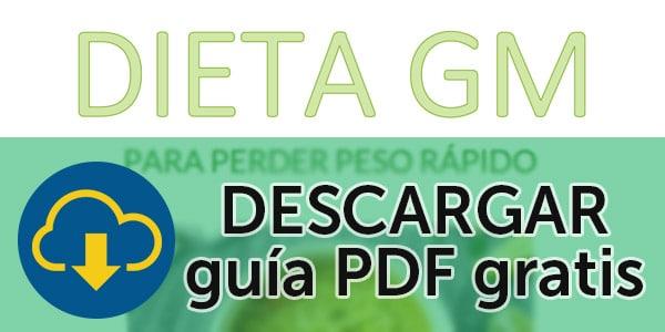 dieta gm pdf guia
