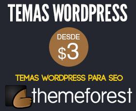 Mejores temas wordpress para seo themeforest