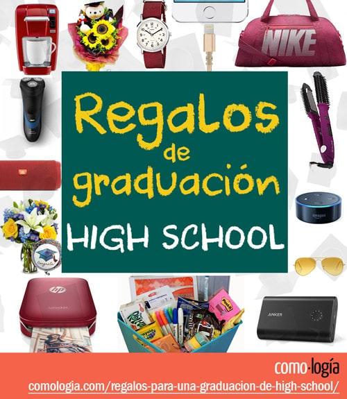Regalos para una graduación de high school del 2019 (los
