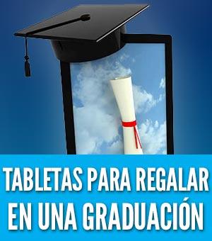 tabletas para regalar en una graduación