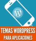 Temas wordpress para apps android ios aplicaciones