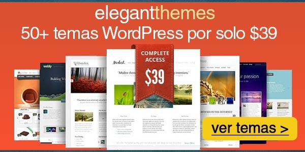 Temas WordPress para blogs de tecnología realmente efectivos