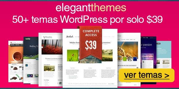Temas WordPress para eventos y fiestas que SÍ debes usar