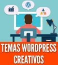 Temas wordpress creativos profesionales