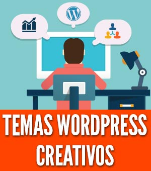 Temas wordpress creativos profesionales
