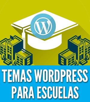 Temas wordpress para escuelas colegios universidades