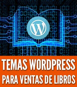 Temas wordpress para ventas de libros ebooks