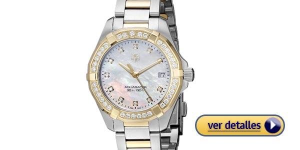 Relojes tag heuer para mujer