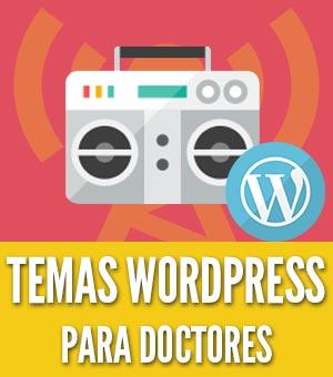 Temas wordpress para emisoras de radio