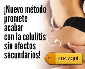 Dietas anticelulitis acabar con la celulitis