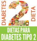 Dietas para diabetes tipo 2