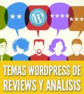 Temas wordpress de reviews y analisis