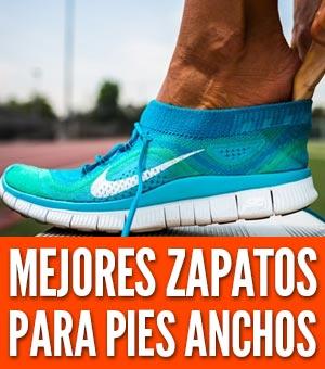 Cuáles son las mejores zapatillas para pies anchos? | Ayuda