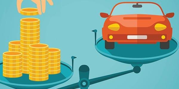 Debo pagar intereses en un lease de auto