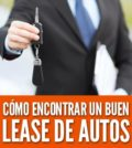 Encontrar un buen lease de autos