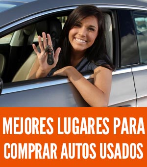 Lugares recomendados comprar autos usados