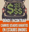 Carros usados baratos en estados unidos