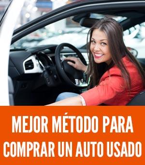 Pasos para comprar un auto usado
