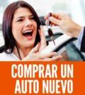 Comprar un carro nuevo auto vehículo