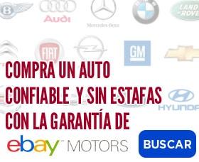 Ebay motors comprar un carro
