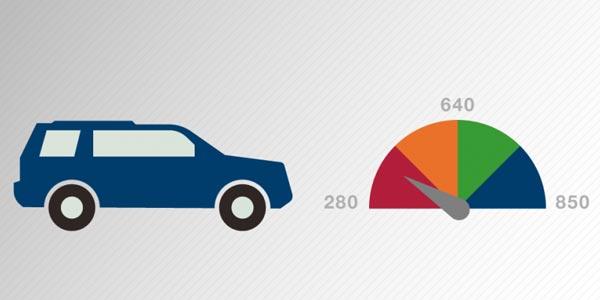 Comprar un auto con mal crédito: ¿Serás aprobado?