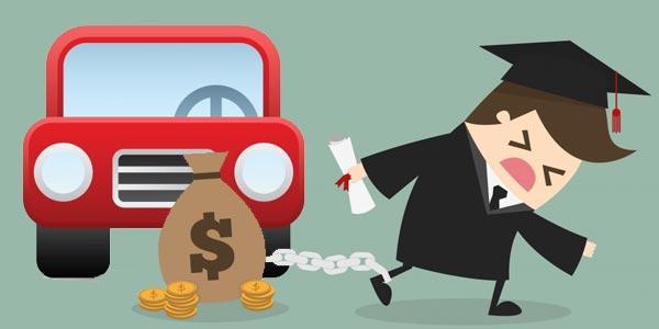 Comprar un auto nuevo si eres joven la deuda elevada