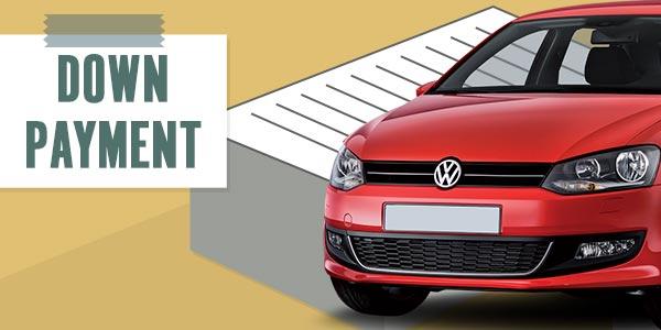 Down payment al comprar un auto opta por pagar lo mas que puedas