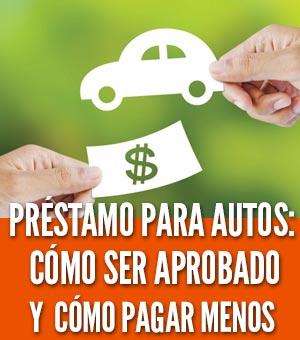 Préstamo para autos