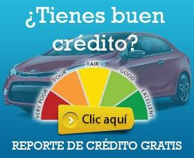 Terminos de un lease de autos reporte de credito