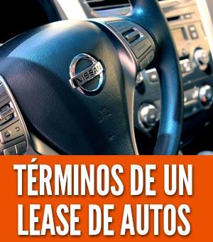 Términos de un lease de autos explicados: Resumen