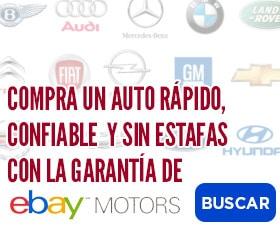 Down payment al comprar un carro ebay motors