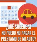 No pagar el prestamo de un auto