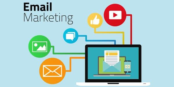 Campaña de email marketing: Usa imágenes y un diseño atractivo