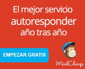 Campaña de email marketing exitosa mailchim