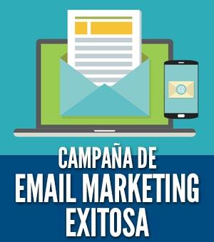 Campaña de email marketing exitosa