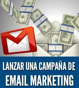 Campana de email marketing impulsar tu negocio