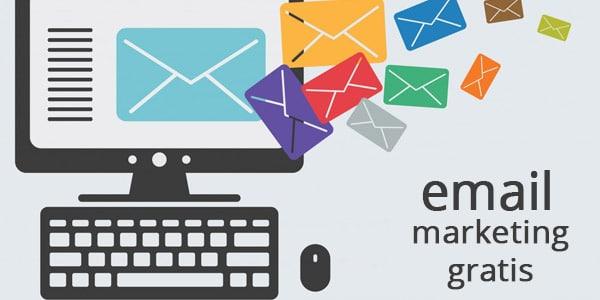 Cómo hacer email marketing gratis o sin pagar nada