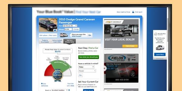 Dónde vender tu auto internet clasificados