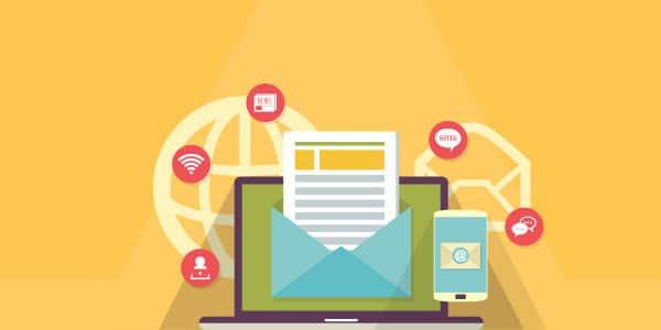 Ganar dinero con una campana de email marketing crea una plantilla consistente