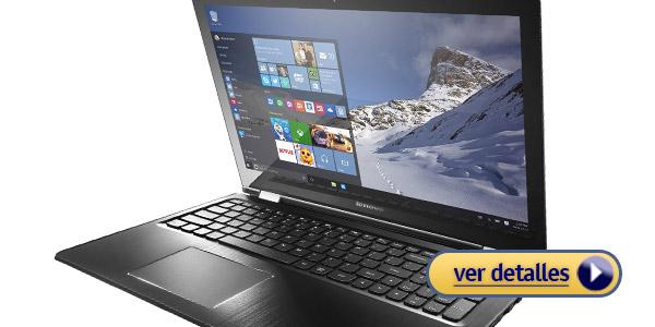 Mejor laptop core i7 para la universidad lenovo flex 3