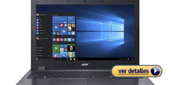 Mejores laptops acer acer aspire v15