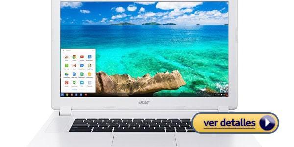 Mejores laptops acer acer chromebook 15