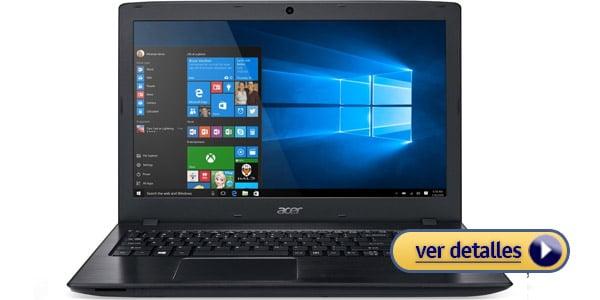 Mejores laptops core i7 acer aspire e 15