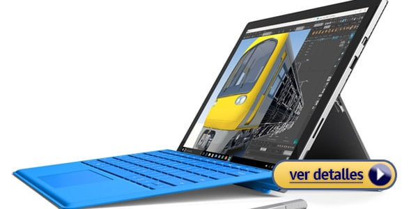Mejores netbooks del mercado microsoft surface pro 4