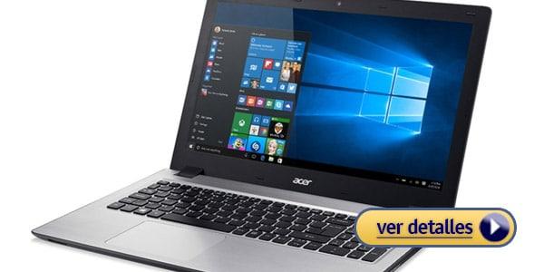 Mejores portatiles acer acer v15 v3 574t