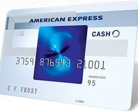 Mejores tarjetas de crédito con recompensas: Blue Cash de American Express