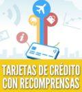 Tarjetas de crédito con recompensas