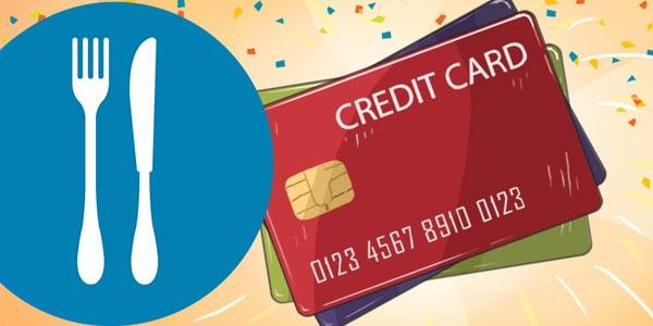 Tarjetas de crédito con recompensas: Restaurantes y Entretenimiento
