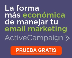 Active campaign email marketing ganar dinero wordpress