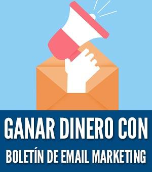 Cómo construir un boletín de email marketing para ganar dinero